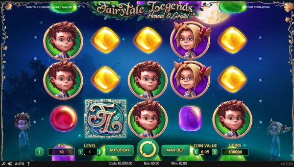 Fairytale Legends: Hansel and Gretel Screenshot