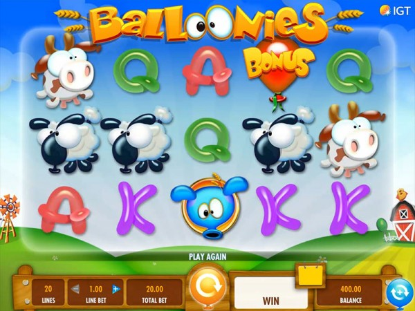 Balloonies Farm Screenshot