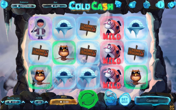 Cold Cash Screenshot
