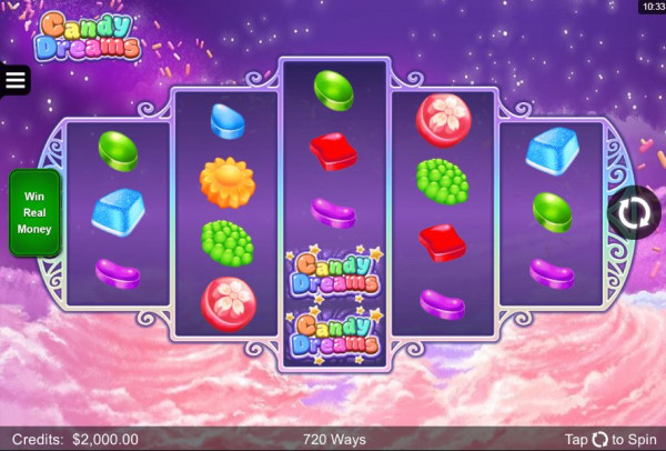 Candy Dreams Screenshot