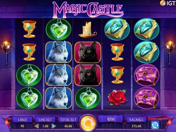 Magic Castle Screenshot