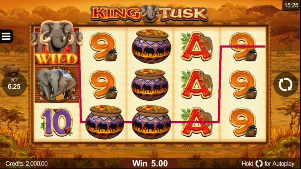 King Tusk Screenshot