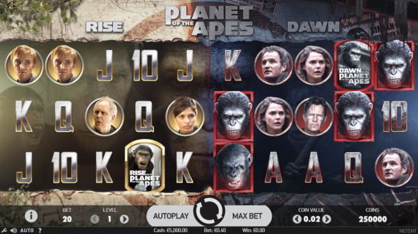 Planet of the Apes Screenshot