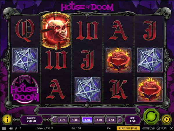 House of Doom Screenshot