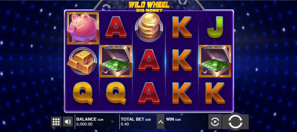 Wild Wheel Big Money Screenshot