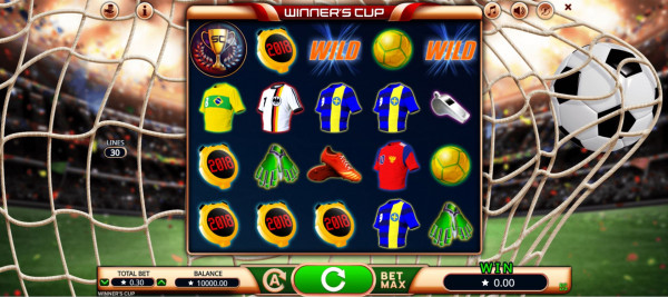 Winner's Cup Screenshot