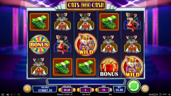 Cats and Cash Screenshot
