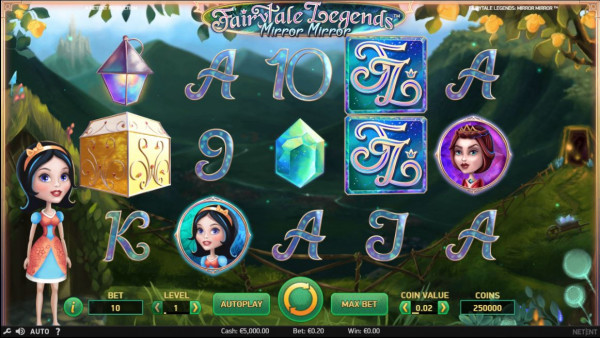 Fairytale Legends: Mirror Mirror Screenshot