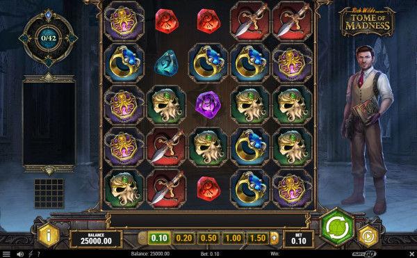 Rich Wilde and the Tome of Madness Screenshot