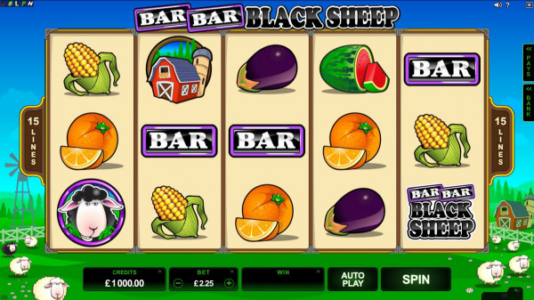 Bar Bar Black Sheep Screenshot