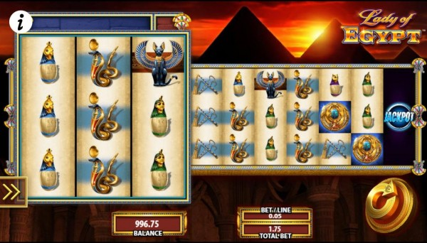 Lady of Egypt Screenshot